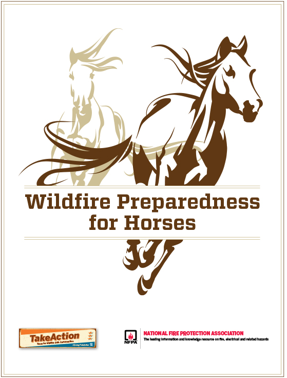 Checklist for Horses by the National Fire Protection Association
